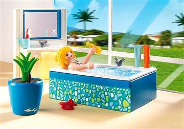 PLAYMOBIL® 5577 Modernes Badezimmer - Baukasten | Alza.de