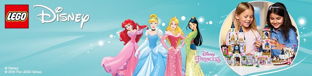 Lego Disney Princess