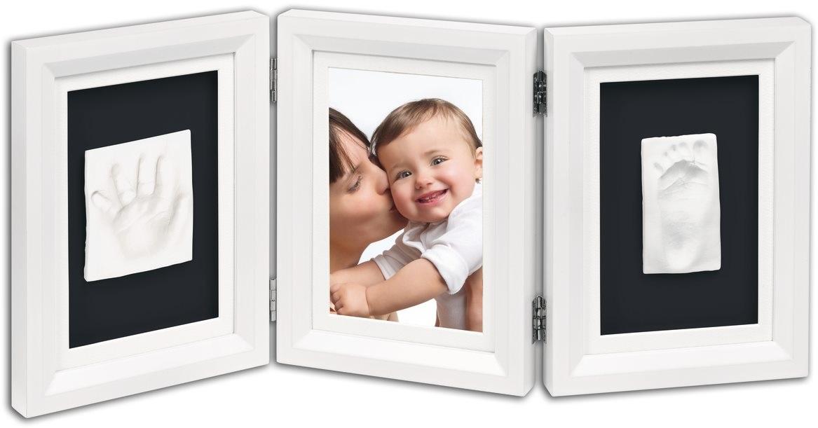 Geschenke für die Oma, Baby art-Fotorahmen Double