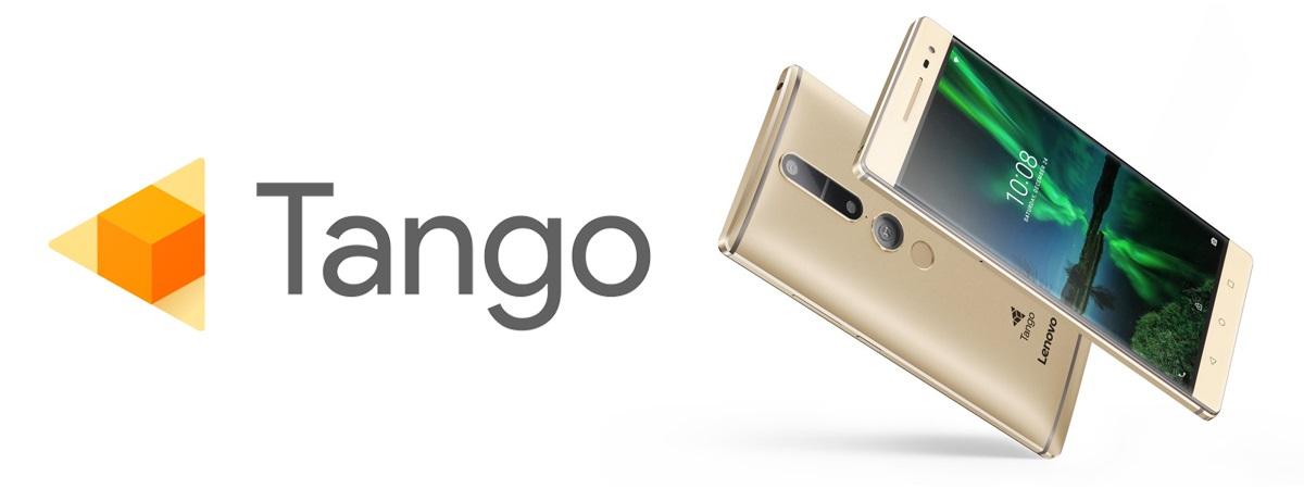 Lenovo Phab 2 Pro: Das erste Smartphone mit Google Tango Augmented Reality