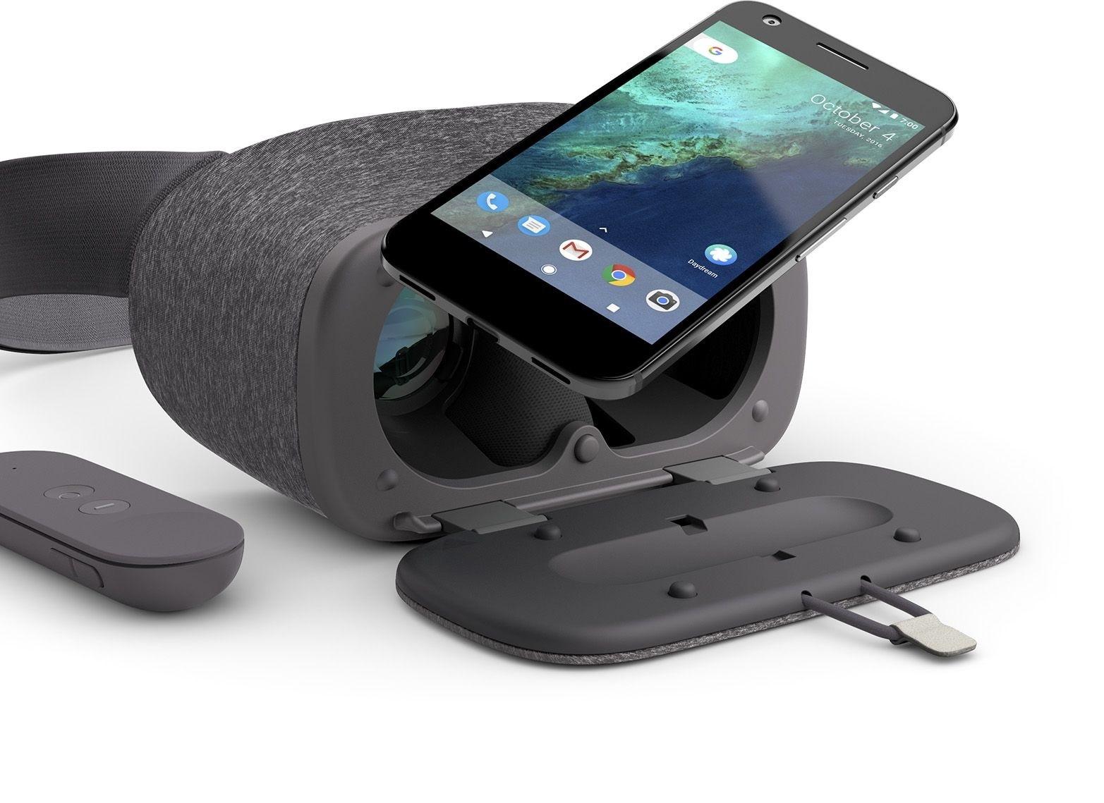 VR-Set für Google-Daydream-Telefone