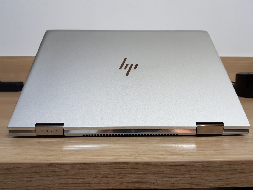 HP Envy 15 – Konstruktion