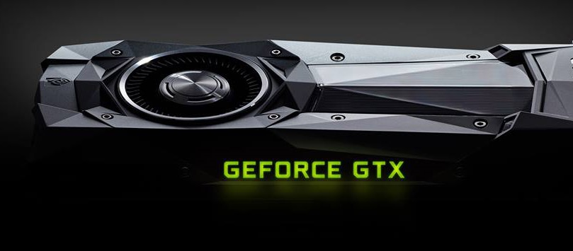 Světelné logo GeForce GTX