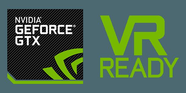 GeForce VR bereit