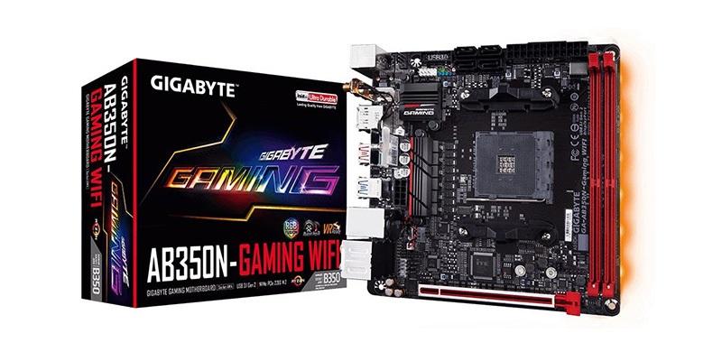 Gigabyte AB350N-Gaming WLAN (REZENSION und TESTS)