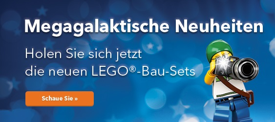 LEGO neue Serie
