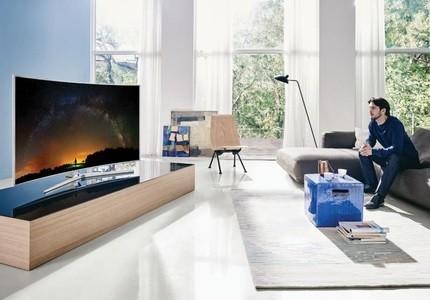 4 K UHD TV Samsung