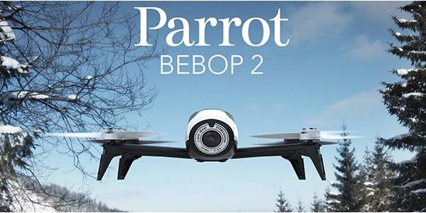 Parrot Bebop 2: die neue Generation des erfolgreichen Quadrocopters