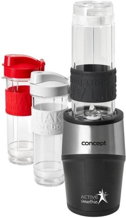 Concept Active Smoothie - Version mit drei Flaschen