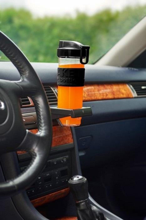 Concept Active Smoothie - im Auto