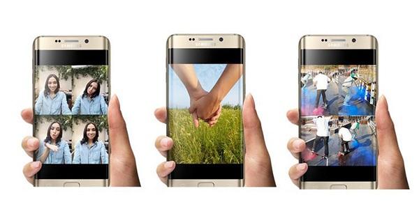 Die Neueste Form des Smartphones: Das Samsung Galaxy S6 & S6 Edge