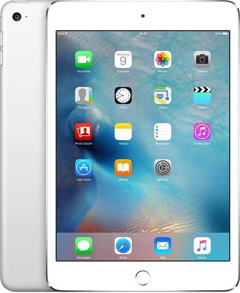 iPad mini 4 stříbrný