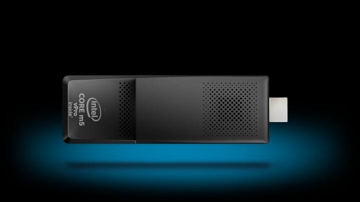 Nejvýkonější Intel Compute Stick