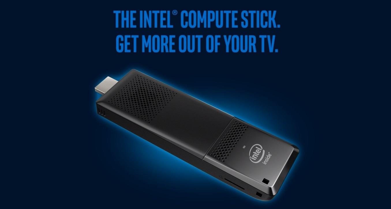 Der Intel Compute Stick macht aus Ihrem TV einen Computer