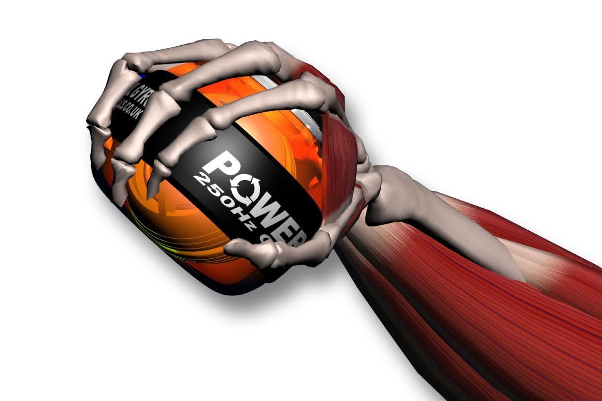 powerball - posilovací nástroj