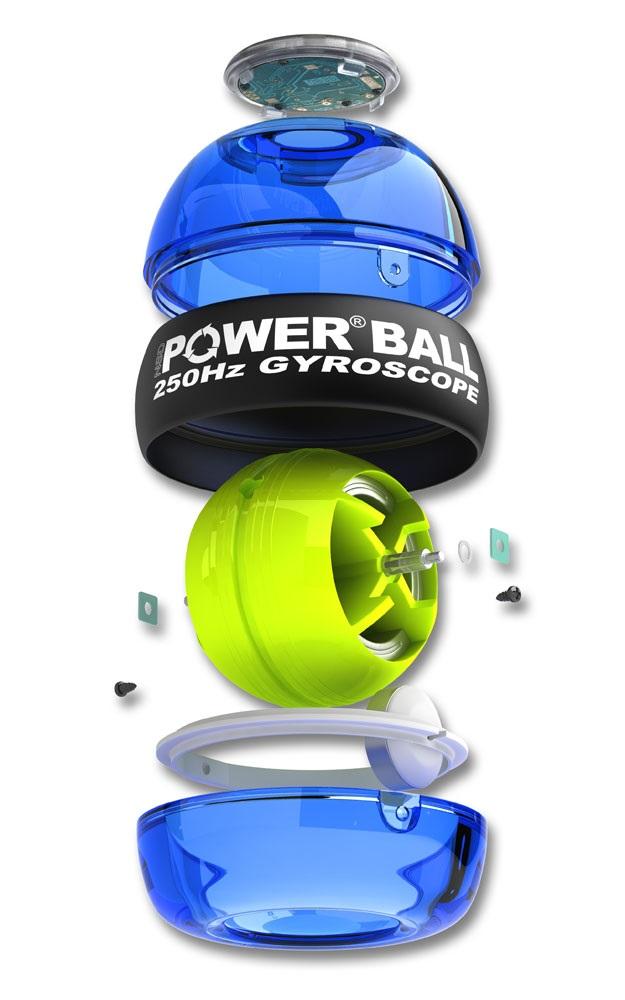 powerball - součástky
