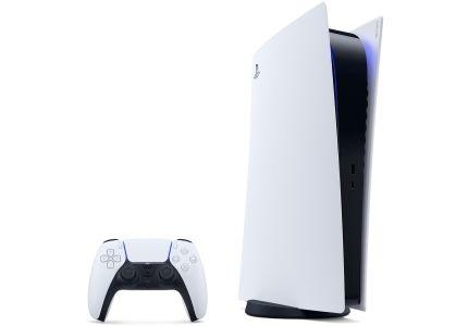 Playstation 5 Digitale Ausgabe