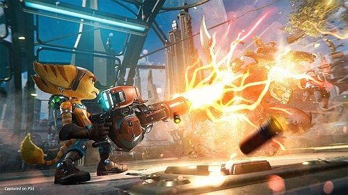 Ratchet and Clank: Rift Apart - PS5