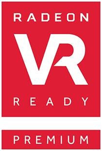 Radeon VR bereit