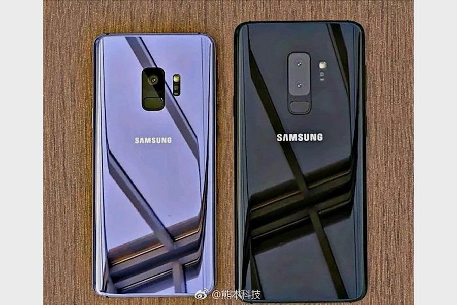 Samsung Galaxy S9 a S9+