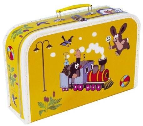 Školní potřeby - kufřík na výtvarnou výchovu