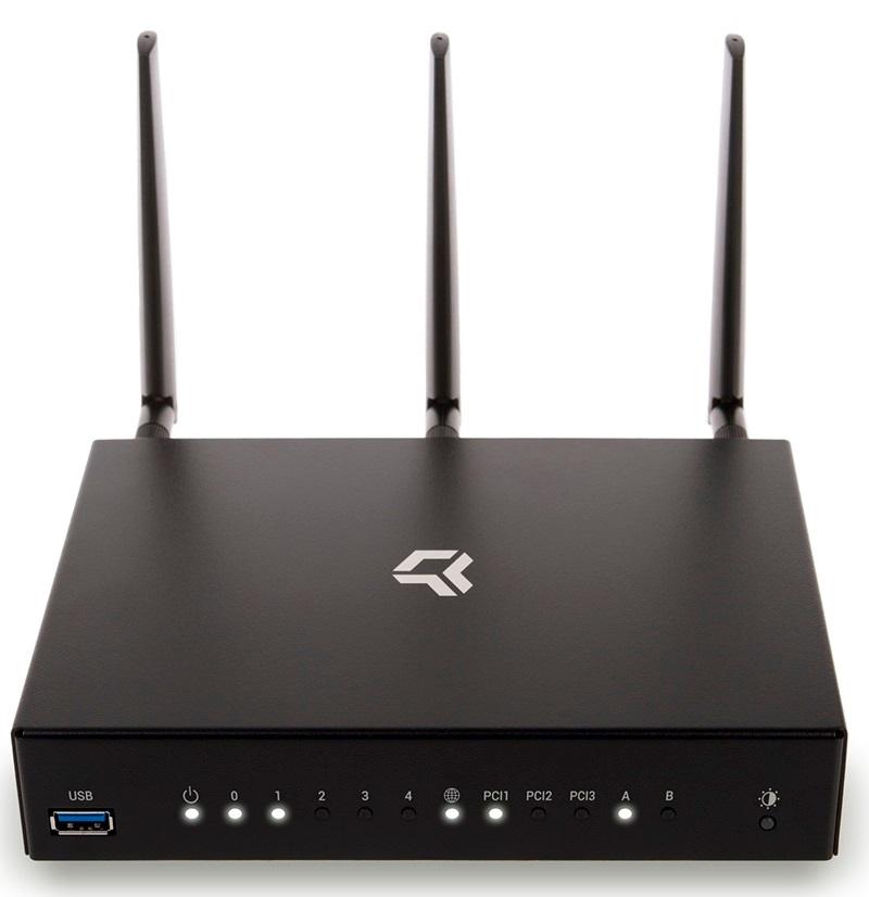 Turris Omnia WLAN Router fungiert als DLNA, Print- und virtueller Server