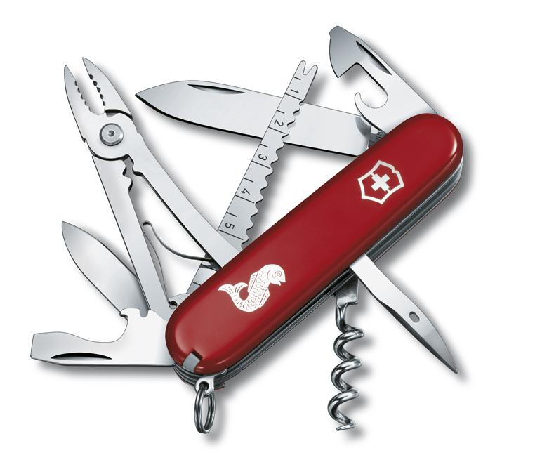 Kapesní nůž VICTORINOX Angler