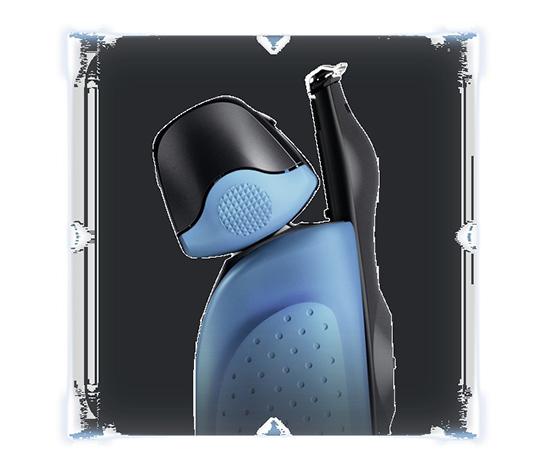 BRAUN WF2S Blau