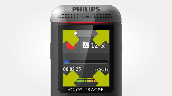 Philips DVT2500 schwarz