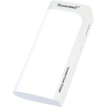 Powerseed PS-2400 weiß-grau