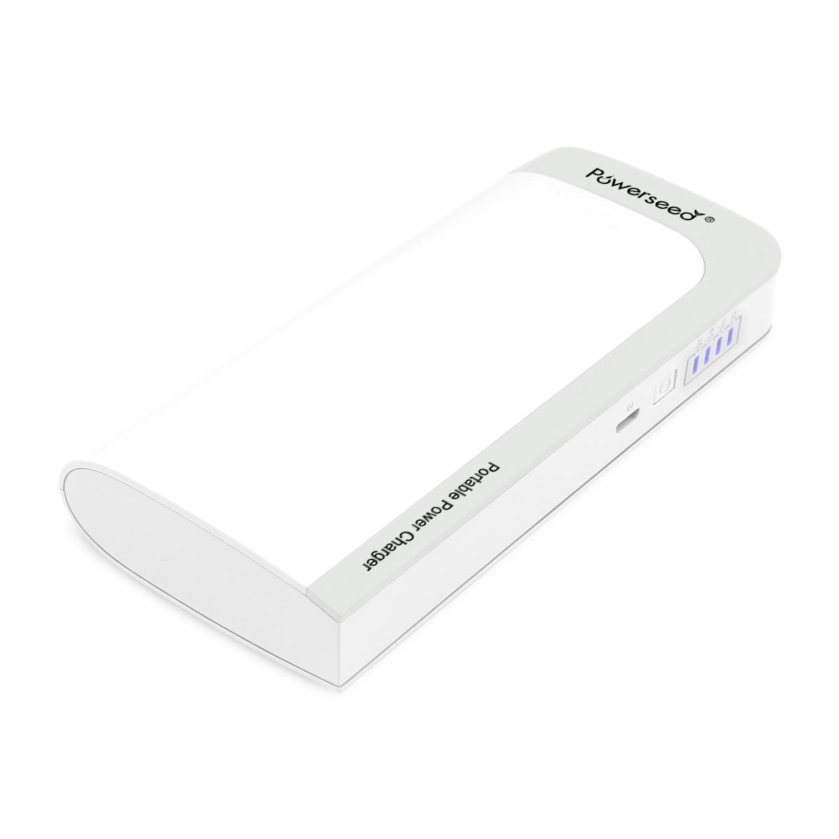 Weiß-grau Powerseed PS-13000b