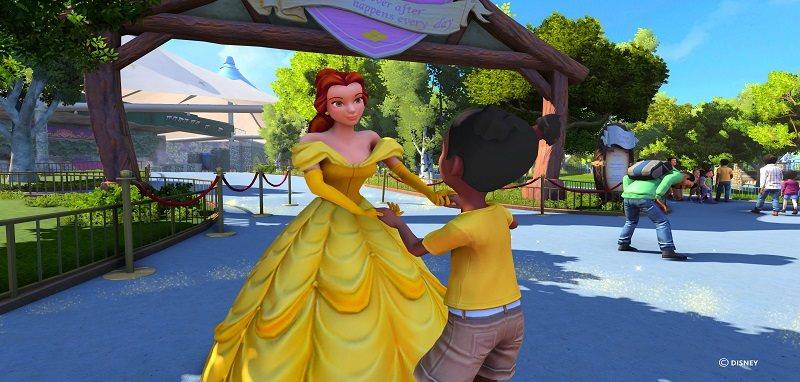 Disneyland Adventures Xbox One Konsolenspiel Alza De