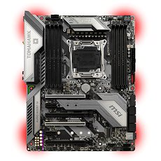 MSI X299 TOMAHAWK AC - Motherboard