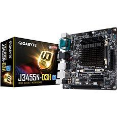 GIGABYTE J3455N-D3H - Motherboard