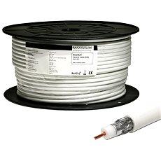 Maximum Koax RG6-100, 100 m - Kabel