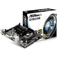 ASROCK Q1900M - Motherboard