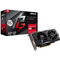 ASROCK Radeon RX580 Phantom Gaming D Radeon 8G OC - Grafikkarte