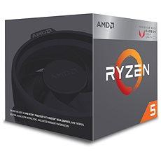 AMD Ryzen 5 2400G - Prozessor