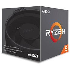 AMD RYZEN 5 1400 - Prozessor