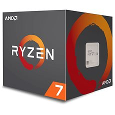 AMD RYZEN 7 2700 - Prozessor