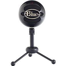 BLUE Snowball Gloss Black - Tischmikrofon