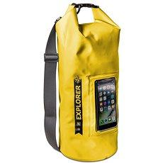 """CELLY Explorer 10L mit einer Tasche am Telefon bis zu 6.2 """"gelb - Sack"""