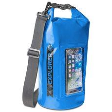 """CELLY Explorer 5L mit einer Tasche am Telefon bis zu 6.2 """"blau - Sack"""