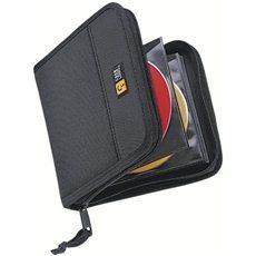 Case Logic CDW32 schwarz - CD/DVD-Hülle