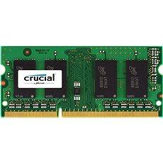 Speichermodul Crucial SO-DIMM 4 GB DDR3 1066 MHz CL7 für Apple / Mac - Arbeitsspeicher