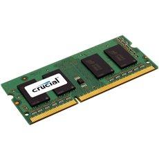 Crucial SO-DIMM 4GB DDR3 1600MHz CL11 - Arbeitsspeicher