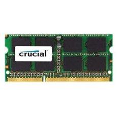 Crucial SO-DIMM DDR3 1600MHz CL11 8 GB Dual Voltage für Apple / Mac - Arbeitsspeicher