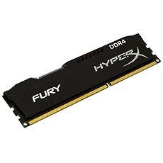 HyperX 16 GB DDR4 3200 MHz CL18 Fury Black Series - Arbeitsspeicher