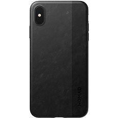 Nomad Carbon Case Schwarz iPhone XS max - Silikon-Schutzhülle