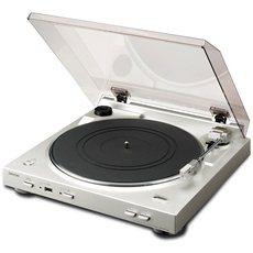 DENON DP-200USB Premium Silber - Plattenspieler